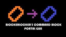 Portal Gun (Minecraft 1.8 Command Blocks)