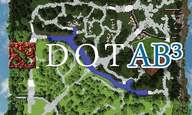 1.8] DOTAB³ - Dota Map - Minecraft Project on