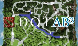 [1.8] DOTAB³ - Dota Map - Minecraft