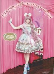 What is Lolita Fashion and Why You Must Portray it Correctly in Skins Minecraft Blog Post