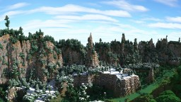 Eldrim - Cassandra's Island - 2250*2250 Minecraft Map & Project