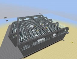HaubtBahnhof - Halbshooter Minecraft Project
