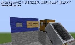 NoteBlock Studio   Pharrel Williams - Happy