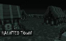 Haunted Town - Halloween Special Minecraft Map & Project