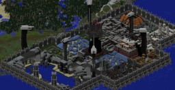 Haven City - Jak 2 Minecraft