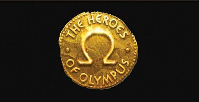 Image Gallery heroes of olympus symbol