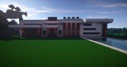 Modern architecture IV Minecraft Project