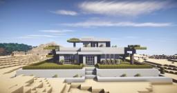 modern architecture Minecraft Project