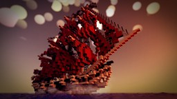 Ship: Neptune's Scream Minecraft Map & Project