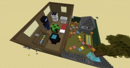 Shrunken - Halbshooter Minecraft Map & Project