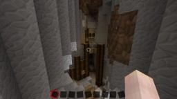 Cave house Minecraft