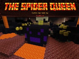 The Spider Queen Minecraft Map & Project