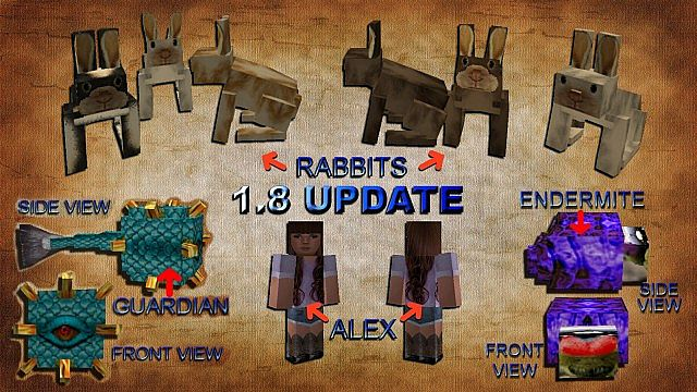 mobs18265955 [1.9.4/1.8.9] [32x] Intermacgod Realistic HD Texture Pack Download