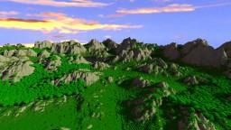 Hijek Custom Terrain 5 Biomes [ 200 sub special ]