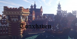 Free Hanseatic City of Tonxhaven [ALIQUAM] Minecraft Map & Project
