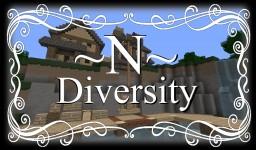 -N- Diversity-1.8- Minecraft Texture Pack