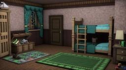 Minecraft Art Childrens Room Minecraft Blog Post