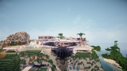 Stark mansion Minecraft Map & Project