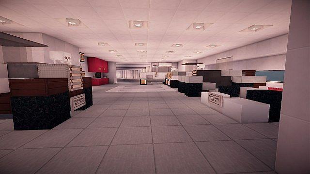 Stark mansion minecraft project