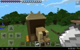 friend house Minecraft Map & Project