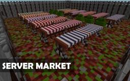 Server Market Minecraft Map & Project