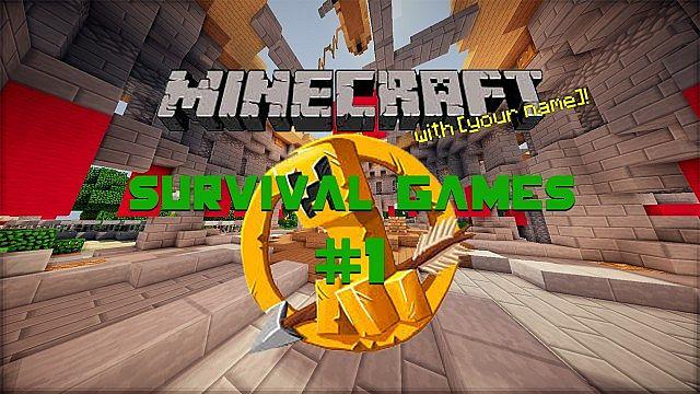 minecraft thumbnail template minecraft project