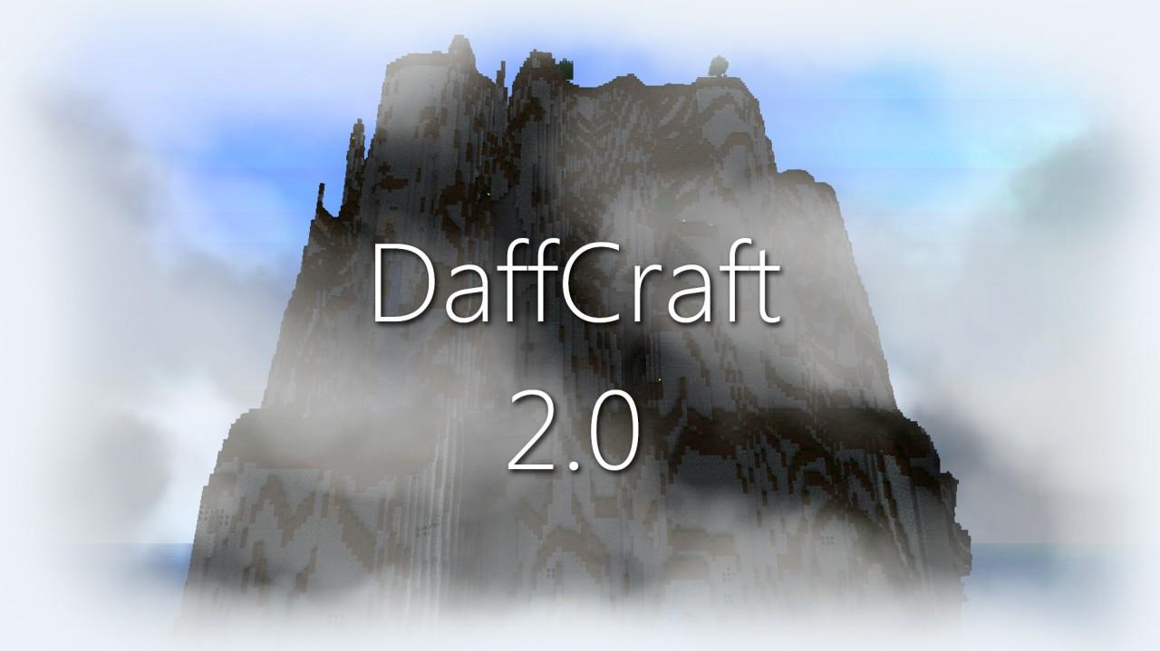 DaffCraft 2 0 Minecraft Texture Pack