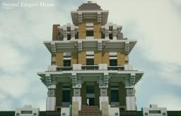 Second Empire Home | Cubed | Comeback Minecraft
