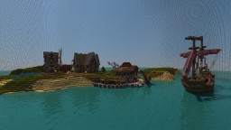 Medival Island (Mini-SG-Map) Minecraft Map & Project
