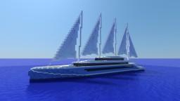 Modern Sailing yacht [Pop Reel] +download