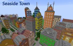 Seaside Town (Osada) Minecraft Map & Project