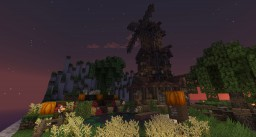 Windmill (Plot Build) Minecraft Map & Project