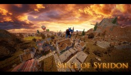 Siege of Syridon Minecraft Map & Project