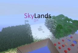 SkyLands PvP Map Minecraft Map & Project