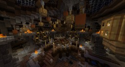 Halloween Lobby/Hub Minecraft Map & Project