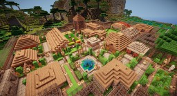 down town coal town. Minecraft Map & Project