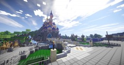 ImagineeringMC [Innovative Theme Park Server] Minecraft Server