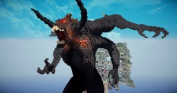 Demon statue (From the previous project Zitkal) Minecraft Map & Project