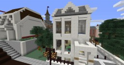City of Victoria Minecraft Map & Project
