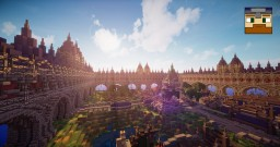 GuildCraft Faction Spawn - TheJovi Minecraft Project
