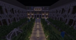 Beauxbatons Academy Of Magic! [REDONE] Minecraft Map & Project