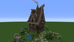 Medium Medieval House by Tonicel [Free to use] Minecraft Project