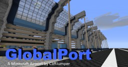 skyCraft- Minecraft Airport (v2.0) Minecraft Map & Project