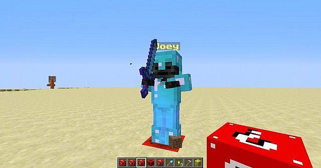 Lucky Block Red Mod
