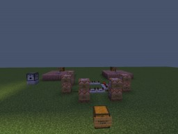 [VANILLA]Complete Server Spawn Protection Minecraft Map & Project