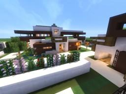 Modern House | Azerus Minecraft Project