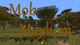 1.8 & Older - Mob Mayhem- How to Summon Custom Mobs Minecraft Blog Post