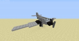 "Junkers Ju-52 ""Tante Ju"" Minecraft Map & Project"