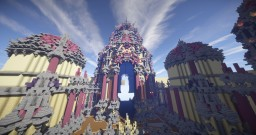 Spawn for Mineactivity/Mithril network Minecraft Map & Project