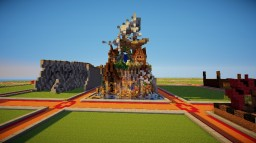 Ember Plot SunFury server -Plot Minecraft Map & Project